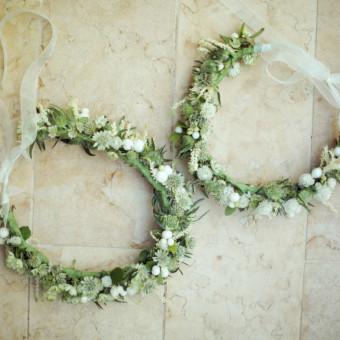 Head Wreaths & Hair Flowers